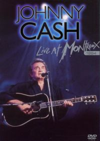 Cover Johnny Cash - Live At Montreux 1994 [DVD]